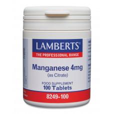 Manganese 4mg